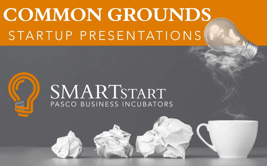 Common Grounds Pitch Presentation | Pasco County Events